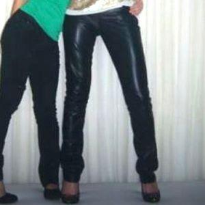 So Soft! Lamb Leather Pants